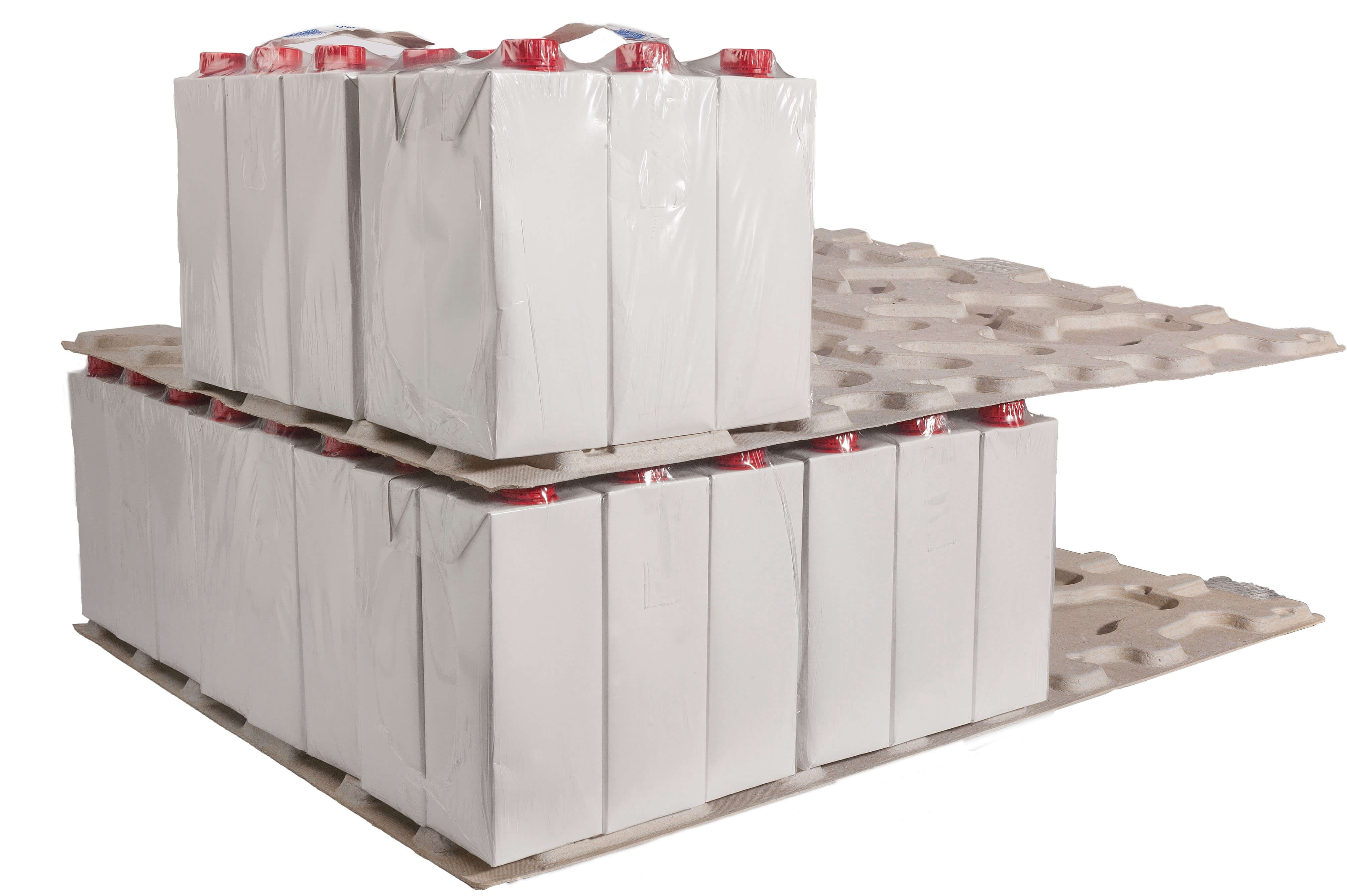 Intercalaire pour packs de briques sur-mesure ecofeutre