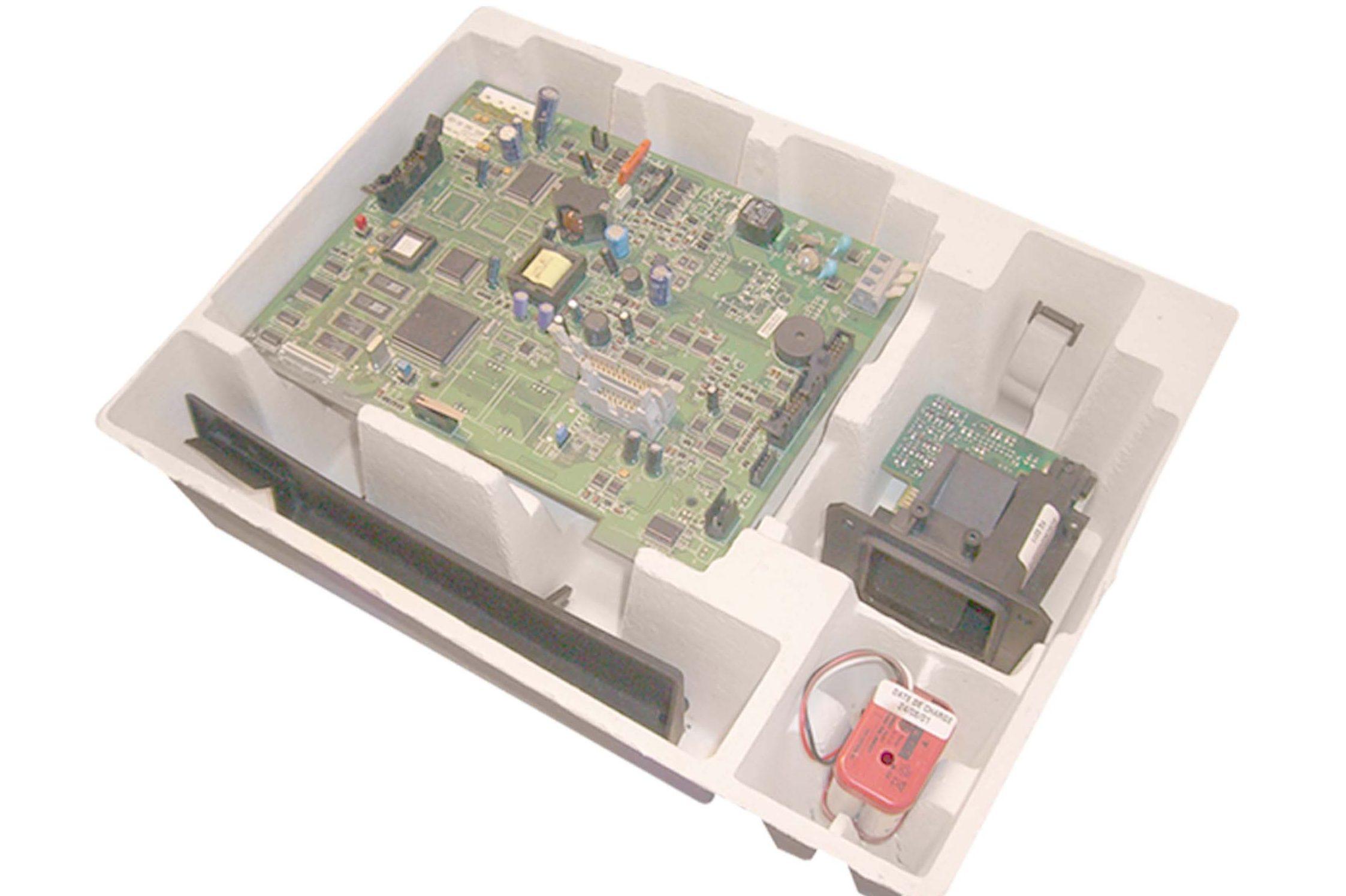 calage telecom en cellulose moulée ecofeutre
