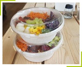ecofeutre cellulose moulée boite a oeufs emballage écologique bol salade bambou carton morbihan56 naizin le sourn